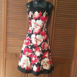 Floral dress like new